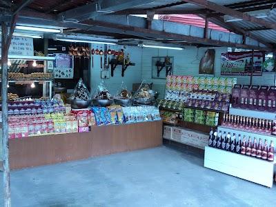 ร้านกุสุมามวกเหล็ก(กลุ่มวิสาหกิจชุมชนแม่บ้านเกษตรมวกเหล็ก)