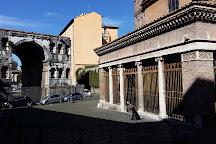 Arco di Giano, Rome, Italy