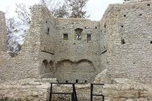 Smolen Castle Ruins, Smolen, Poland