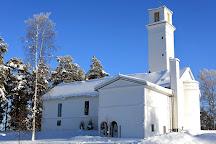 Muurame Church (Muuramen kirkko), Muurame, Finland