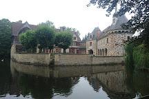 Chateau de Saint-Germain-de-Livet, Lisieux, France