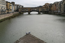 Ponte Santa Trinita, Florence, Italy