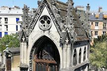 Cimetiere St-Vincent, Paris, France