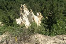 Pinnacles Provincial Park, Quesnel, Canada