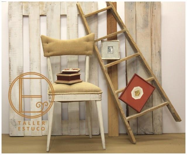 Furniture Restoration Workshop Stucco