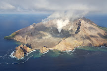 White Island Volcano, Bay of Plenty Region, New Zealand