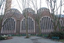 Church of Sainte-Odile, Paris, France