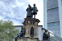 Johann Wolfgang von Goethe Statue, Frankfurt, Germany