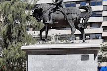 Plaza del Pilar, Ciudad Real, Spain