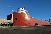 S.S. William A. Irvin Ore Boat Museum, Duluth, United States