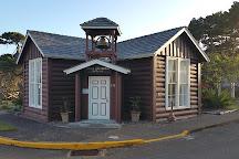 Little Log Church, Yachats, United States