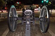 Double Barreled Cannon, Athens, United States