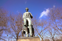 Lincoln Monument, Chicago, United States