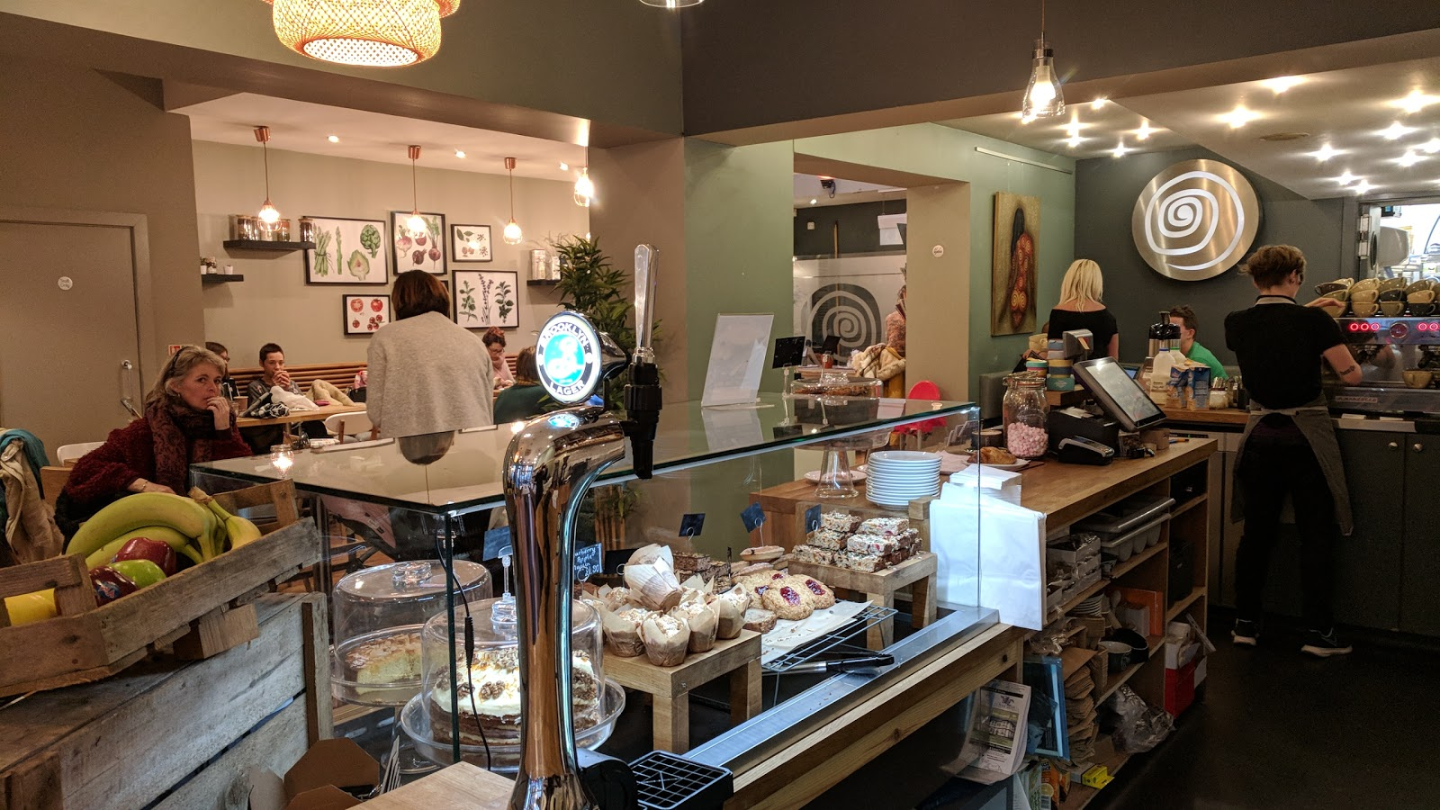 Moksha Caffe: A Work-Friendly Place in Brighton