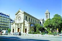 Eglise Notre Dame des Champs, Paris, France
