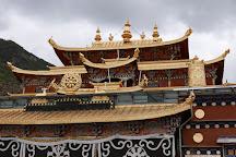 Dongzhulin Temple, Deqin County, China