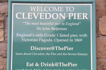 Clevedon Pier and Heritage Trust, Clevedon, United Kingdom