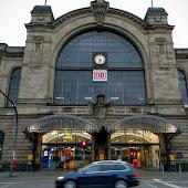 Железнодорожная станция  Hamburg Dammtor