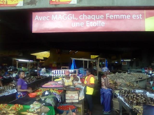 Grand Marché de Port Bouet