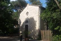 Cathedrale de Maguelone, Palavas-les-Flots, France