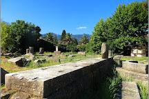 Ancient Odeion, Thassos Town (Limenas), Greece