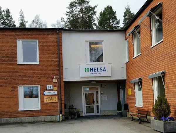 vårdcentralen skarptorp norrköping