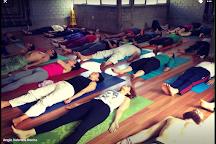 Power Flow Yoga, Mexico City, Mexico