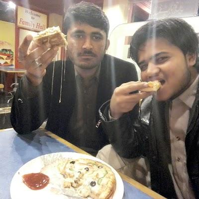 Domino Pizza Khyber Pakhtunkhwa 92 992 380909