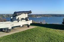 Battlefields Park (Parc des Champs-de-Bataille), Quebec City, Canada