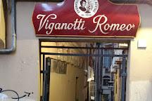 Romeo Viganotti, Genoa, Italy