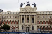 La Gloria y los Pegasos, Madrid, Spain