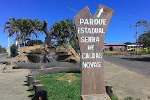 Serra de Caldas state park, Caldas Novas, Brazil