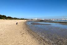 Sandringham Harbour Beach, Sandringham, Australia