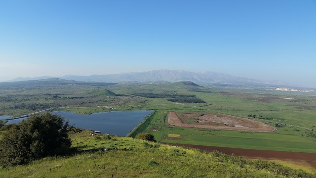 Mount Bental/Tal Al-Gharam