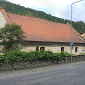 Железнодорожная станция  Krivoklat