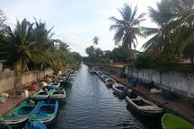 Dutch Canal, Negombo, Sri Lanka
