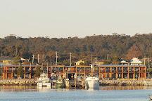 Bermagui Fishermen's Wharf, Bermagui, Australia