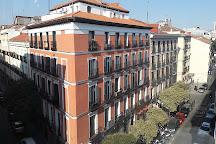Mercado San Anton, Madrid, Spain