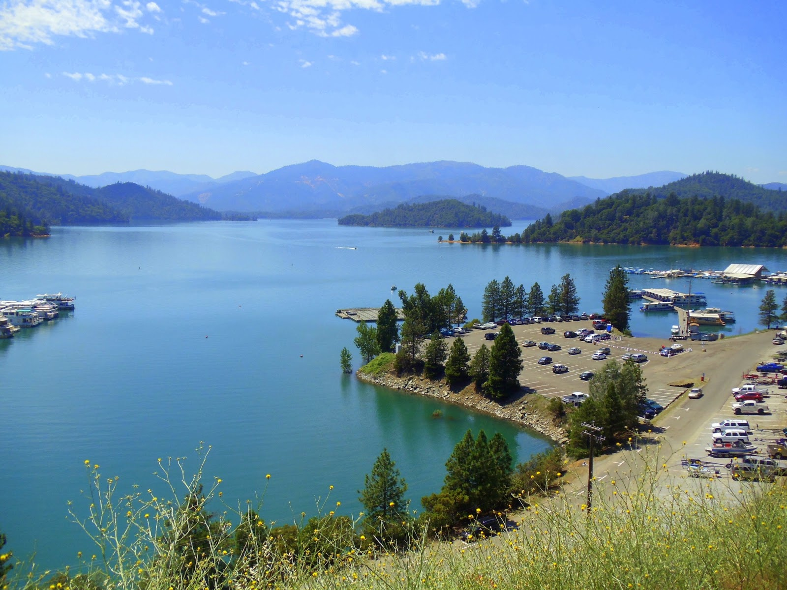 Vacation Home Rentals in Shasta Lake