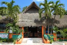 Croco Cun Zoo, Puerto Morelos, Mexico