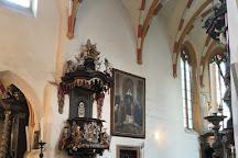 Kostel Svateho Petra, Prague, Czech Republic