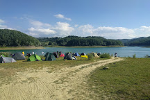 Lago di Scandarello, Amatrice, Italy