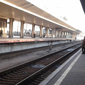 Железнодорожная станция  Kyiv Passazhyrskiy Station