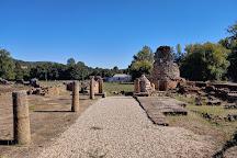 Ruinas de Ammaia, Sao Salvador da Aramenha, Portugal