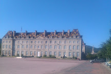 Lycee militaire, Autun, France