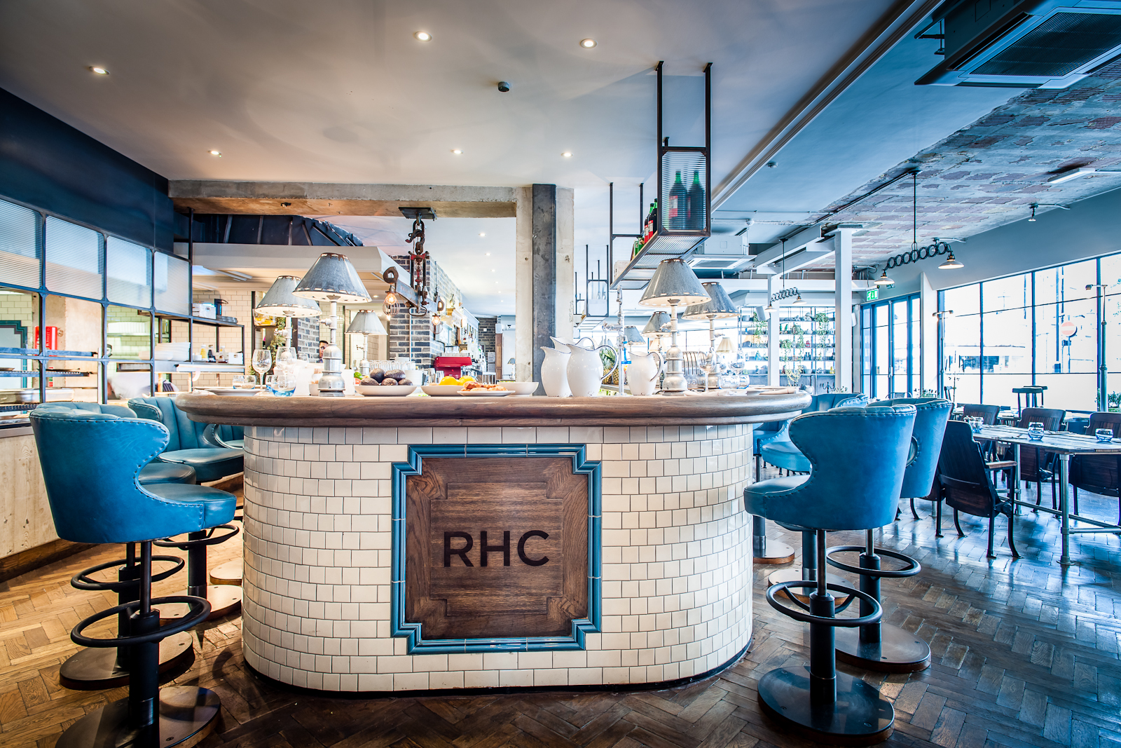 The Riding House Café: A Work-Friendly Place in London