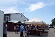 Ruegen-Markt, Thiessow, Germany