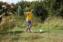 Uppsala Fotbollsgolf, Uppsala, Sweden