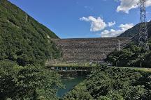 Miboro Dam, Shirakawa-mura, Japan