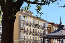 Plaza Pombo, Santander, Spain